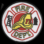 3 1/2 FIRE DEPT. CIRCLE W/HELMET