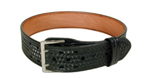 SAM BROWNE LEATHER BELT BUCKLE
