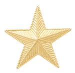 1 CORRUGATED STARS