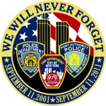 911 Anniversary 12 Patch