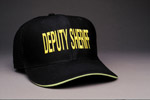 Deputy Sheriff Direct Embroidered 6 Panel Cotton Twill Summer Cap