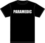 PARAMEDIC 100% COTTON T-SHIRT